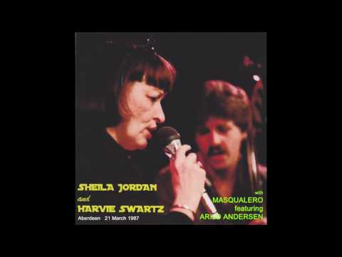 Sheila Jordan and Harvie Swartz with Masqualero - Aberdeen 1987