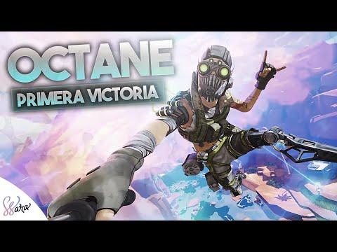 Apex Legends - Primera Victoria con Octane (Resumen Stream)