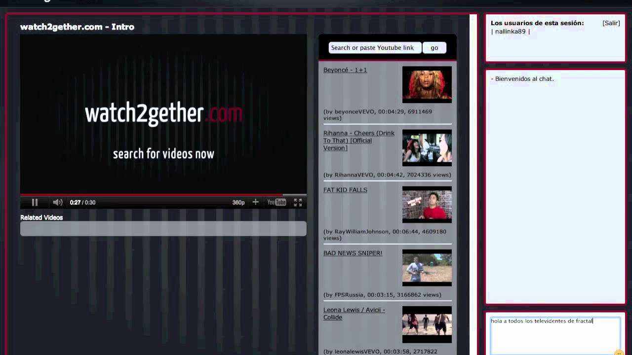 Watch2together