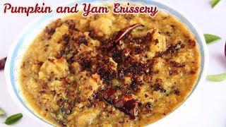 Pumpkin and Yam Erissery-Mathanga Chena Erissery-Reebz World-Recipe33