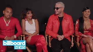 """Now, fans can get a behind-the-scenes peek at the making of song, titled """"taki taki,"""" in an exclusive video interview for billboard. subscribe all br..."""