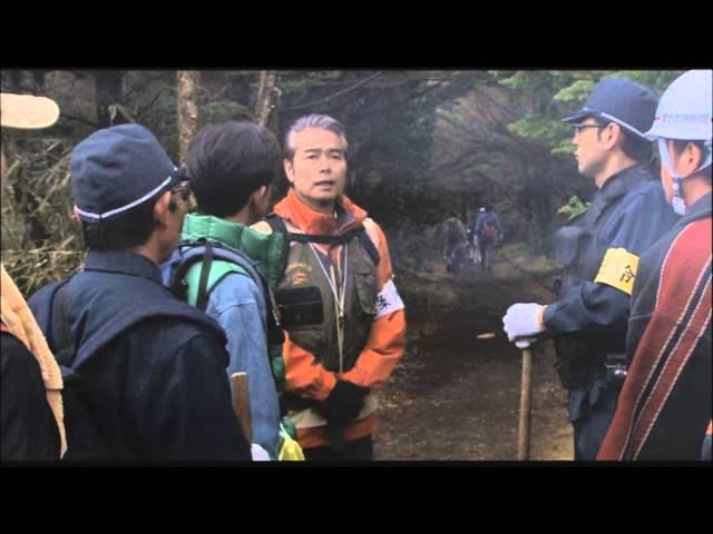 映画『青木ヶ原』心霊シーン