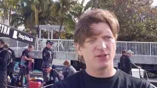 Interview with Niklas Zennström, owner TP52 Ran, at Quantum Key West 2014