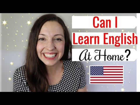 Can I Learn English Alone? Can I Learn English At Home?