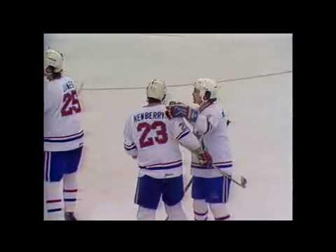 1983 AHL Alpines vs Voyageurs
