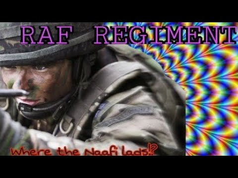 The RAF Regiment - Putting The Special In Special Forces