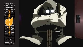 Soul Eater -Official English Dub clip: Episode 5-On DVD 2010