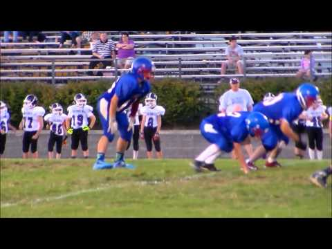 Houston Crouch #15 2014 Harpeth Middle School vs William James