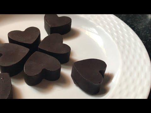 Homemade chocolate recipe | How to make homemade milk chocolate