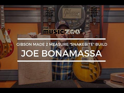 Joe Bonamassa Gibson Made 2 Measure