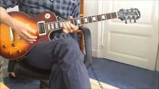 Pixie - Brick is Red chords (lead guitar play along)