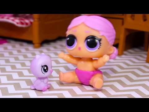 Малышки лалалупси мультфильм
