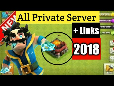 Every CLASH OF CLANS PRIVATE SERVER With Links   Golemland   GoblinLand   Clash Of Light Etc