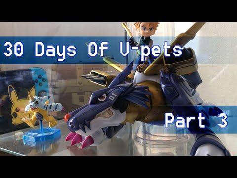 30 Days Of V-pets Part 3