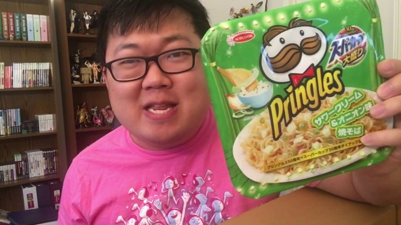 Unboxing Japanese Instant Ramen (Zenpop November 2018)
