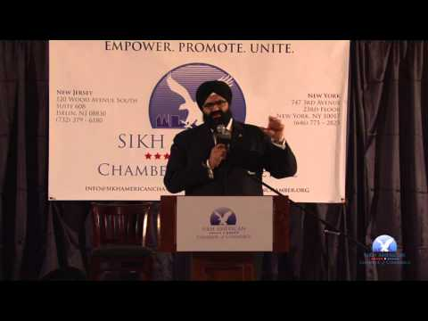 The Second Annual Sikh American Chamber of Commerce Gala