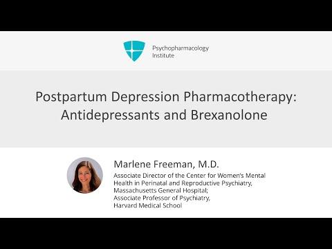 Postpartum Depression: Exploring Brexanolone