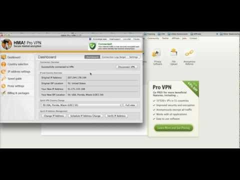 Best VPN software.HideMyAss Review.