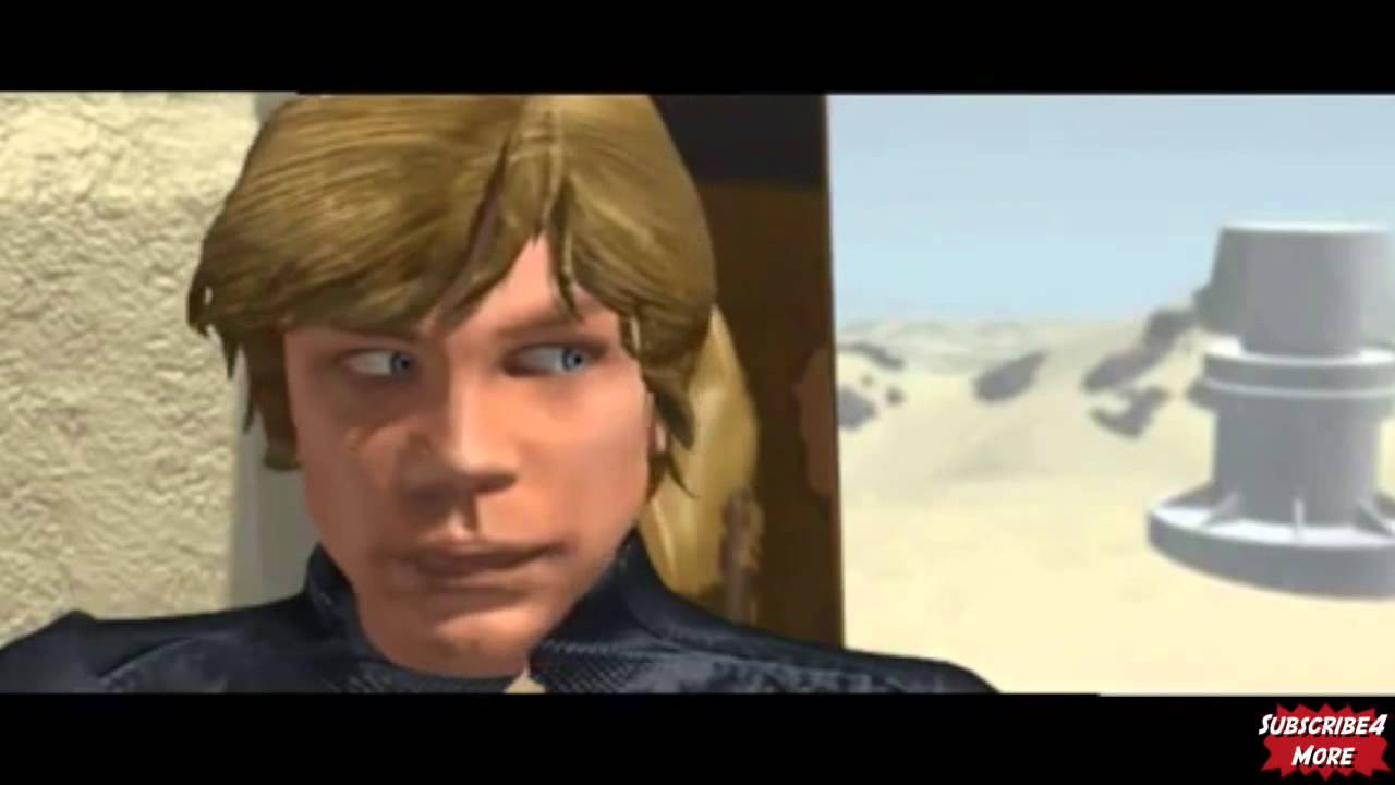 Star Wars Shadows Of The Empire All Cutscenes Movie