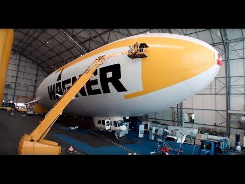 Zeppelin NT WAGNER Branding
