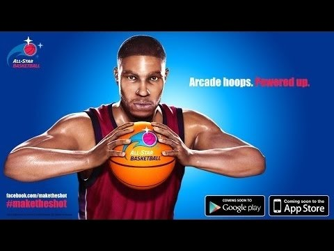All-Star Basketball Android GamePlay Trailer (1080p) [Game For Kids]