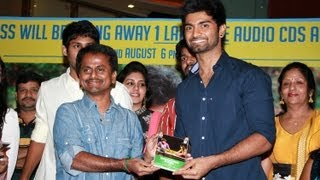 AR MURUGADOSS AT PONMAALAI POZHUDHU CD DISTRIBUTION PART 2 - BEHINDWOODS.COM