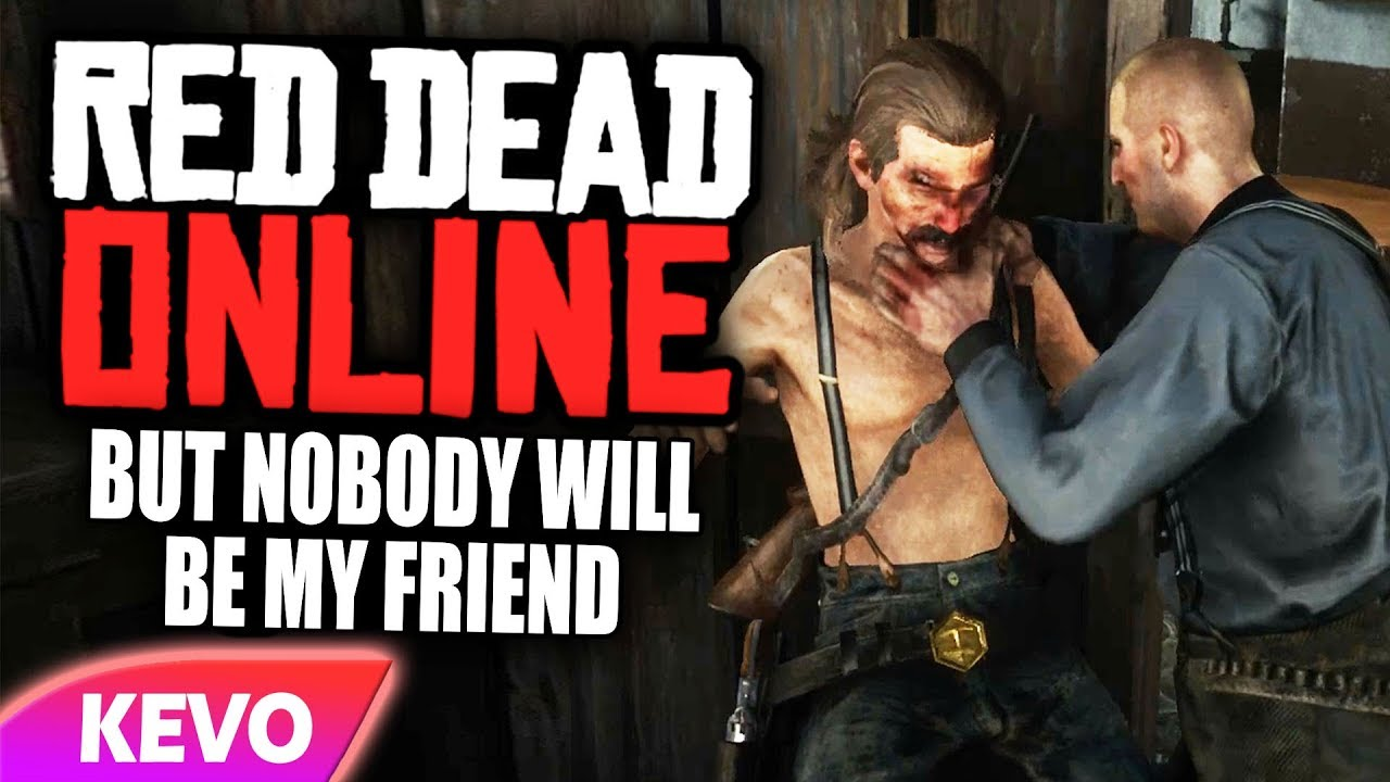Red Dead online but nobody will be my friend thumbnail