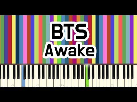 Bts Awake Piano Cover Youtube