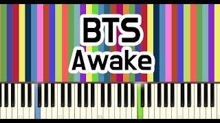 Download BTS(방탄소년단) - AWAKE piano cover Mp3