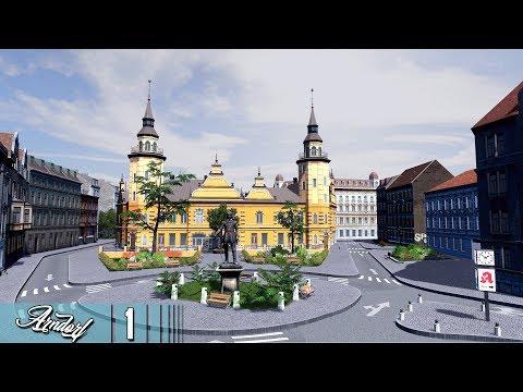 Cities SKylines: ARNDORF - The Big News! #1