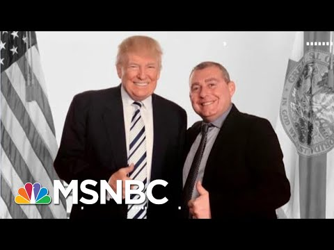 Trump Again Denies Knowing Lev Parnas Despite Video And Multiple Photos | The 11th Hour | MSNBC