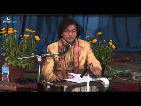Chupke Chupke Raat Din - Gurudev Kamait   Gajal (Hindi Song)