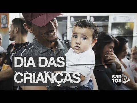 O DIA DAS CRIANÇAS NO PEIXE!