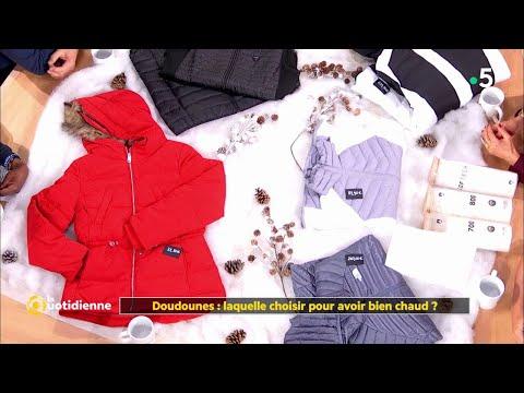 Doudounes, Manteaux : Laquelle Choisir Pour Avoir Bien Chaud ?  - La Quotidienne