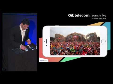 Launch of Gibtel 4G+