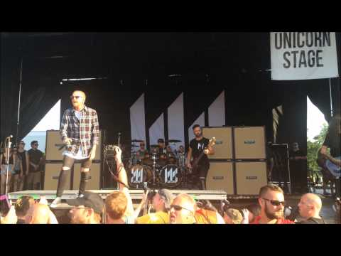 Memphis May Fire - My Generation (Live)