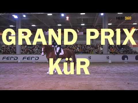 Vlog² 7 (Reklame) Grand Prix Kür - Norwegian Horse Festival