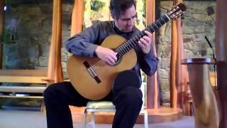 Mallorca by Albeniz played by Charles Mokotoff