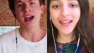 Attention - Charlie Puth (#SingWithLG) Video