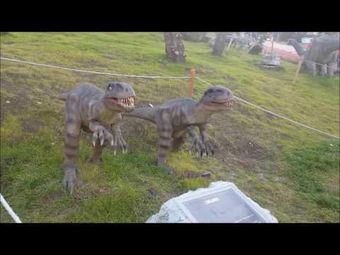Coelurus Dinosour Dinozorlar Parkı Adana Part 9