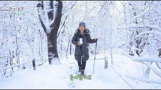 [Full]한국기행 - Korea travel_ 겨울, 고립무원 2부- 눈의 나라, 곰배령