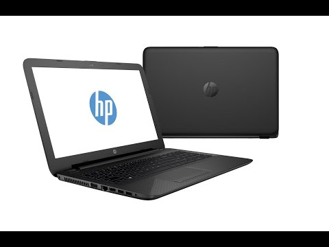 HP Notebook 14-am023nf - UNBOXING