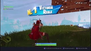 Fortnite: Victory paired with fairytale skin