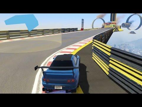 MIJN BANDEN VLIEGEN WEG! (GTA V Online Funny Races)