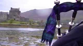 Dark Isle Piper: Dare to Dream (Highland Cathedral)