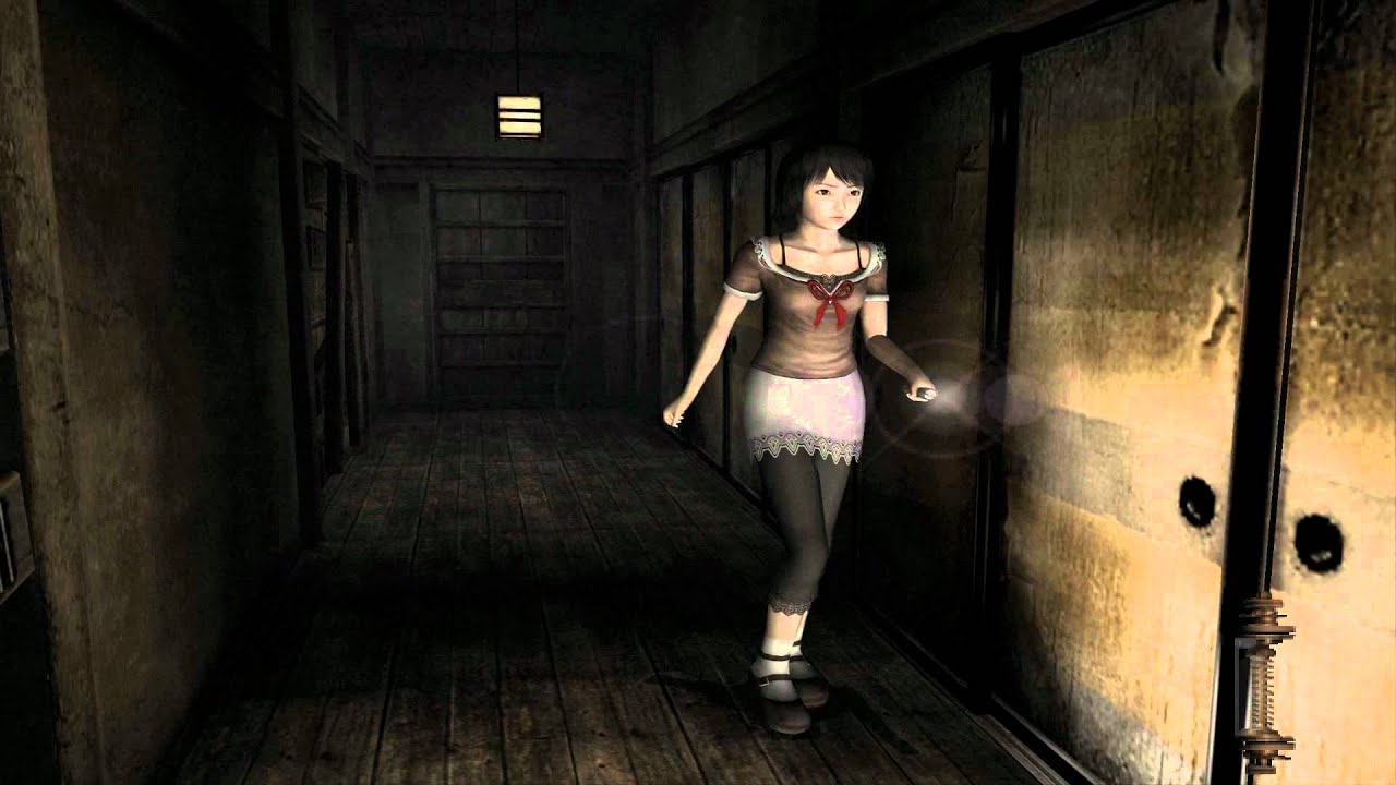 Fatal Frame 2 - Crimson Butterfly 1080p running on PCSX2 0.9.9 SVN ...