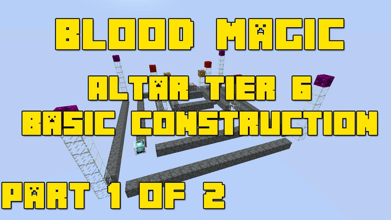 minecraft blood magic wiki