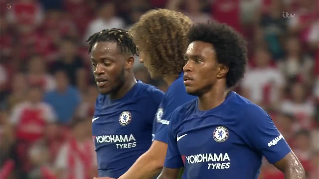 Download Arsenal vs Chelsea 0-3 - All Goals & Extended Highlights - Friendly 22/07/2017 HD