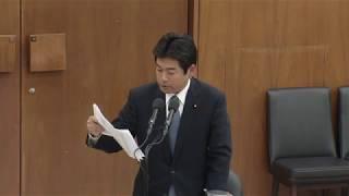 「実質賃金、今年に入って、ダダ下がり!」山井和則 5/15衆院・厚労