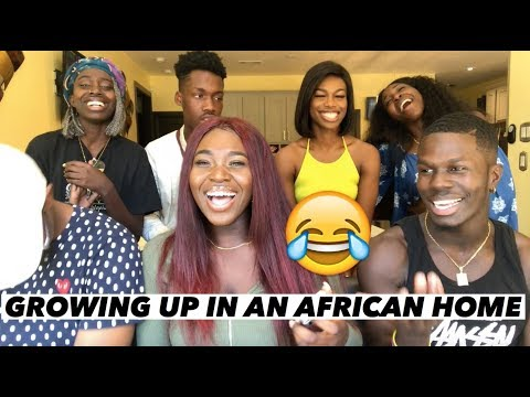 GROWING UP IN AN AFRICAN HOME | BEATINGS, CALLING CPS + MORE